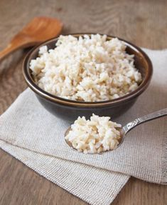 How to make the perfect brown rice every single time!