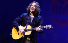 Chris Cornell's family share Christmas video made before musician's death