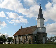 Swedish Zion Lutheran Church, Souris, ND.