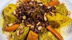 Skuespiller Iman Meskini og ektemannen Mourad Jarrari konkurrerer om å lage den beste couscousen i «Festen etter fasten». Her får du oppskriften til dem begge!