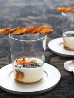 Recipe : Egg and Sour-Cream/卵のアミューズ