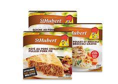 Coupon rabais pour les pâtés de St-Hubert! - Quebec echantillons gratuits