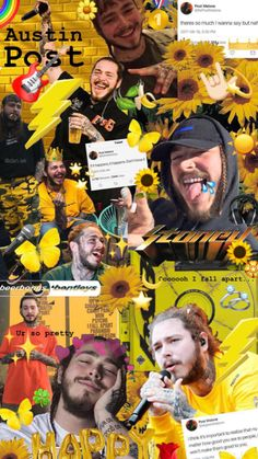 Post malone Wallpaper iphone quotes wallpapers posts Ideas for 2019 Iphone Wallpaper Vintage Quotes, Rapper Wallpaper Iphone, Mood Wallpaper, Wallpaper Iphone Cute, Aesthetic Iphone Wallpaper, Wallpaper Quotes, Retro Wallpaper, Trippy Wallpaper, Post Malone Lyrics