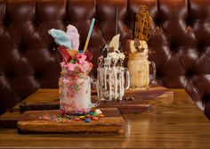 The Craft of the Freakshake