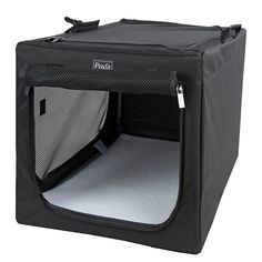 Petsfit Indoor Outdoor Soft Portable And Foldable Travel Pet Dog Home Crate Cage You Can Get More Details By Clic Large Dog Crate Dog Crate Elevated Dog Bed