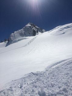 Take nothing for granted! #skiersdream