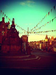 linlithgow, scotland. #scotland #village