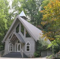 Gatlinburg Weddings Wedding Chapel In The Glades