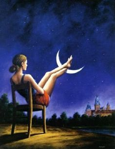 Third Dimension Of Time by Rafal Olbinski