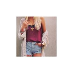Cute Tumblr Girl outfits by givelordx23 on Polyvore featuring polyvore, women's fashion, clothing, tops, sweaters, pictures, icons, icon pictures, outfits and icon pics