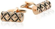 Ornate Rose-Gold Tone Cufflinks by Cuff-Daddy Cuff-Daddy. $34.99. Made by Cuff-Daddy. Arrives in hard-sided, presentation box suitable for gifting.. Save 59%!