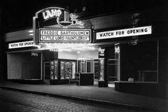 Lamp Theatre, 1936