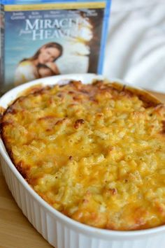 Traditional Southern-Styled Baked Macaroni & Cheese