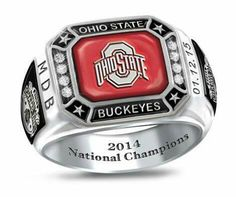 Ohio state national champion 2014