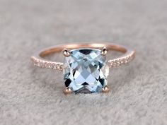 This is the first payment item for special customer,size 4.5 in 14k rose gold. The order contains 1 ring. For customer: Myles Newman See following: https://www.etsy.com/au/listing/273427086/23ct-cushion-natural-aquamarine?ref=shop_home_active_6 Total price is US$598.00 Payment plan of the first payment is $198 USD. Second payment is $100 USD Third Payment is $100 USD Fourth Payment is $100 USD Fifth payment is $100 USD The rings will be started making once the first payment is…
