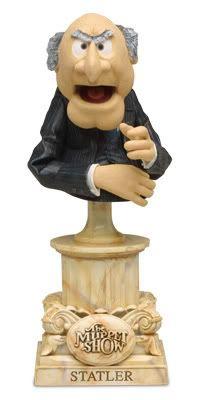 The Muppets - Waldorf Die Muppets, Grumpy Old Men, Buddha, Statue, Mini, Google Search, Art, Art Background, Kunst