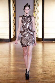Miss Margaret Cruzemark: Iris van Herpen Haute Couture F/W 2012-2013