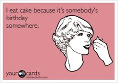 Birthday cake #funny #humor