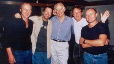 Mark Knopfler, Eric Clapton, George Martin, Paul McCartney and Phil Collins. Sir George Martin, Blue Soul, Rock And Roll Fantasy, John Mayall, Best Guitar Players, The Yardbirds, Blind Faith, Mark Knopfler, Phil Collins