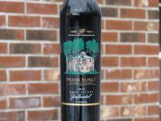 Frank Family Zinfandel Reviewed! http://www.honestwinereviews.com/2015/03/frank-family-zinfandel-wine-review.html