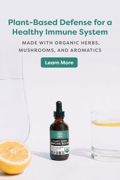 Maintaining your health doesn't have to be complicated. You can enjoy the convenience of a daily, all-in-one immune system support supplement with Plant-Based Immune Boost. It's a comprehensive blend of organic herbs, mushrooms, and aromatics that keep you strong. Experience life to its fullest with the peace of mind that comes from knowing you're protected.  #immunityformula #immuneboost #immunebooster Organic Turmeric, Organic Plants, Elderberry Fruit, Natural Remedies For Migraines, Organic Formula, Organic Supplements, Experience Life, Detox Tips, Weight Loss Tea
