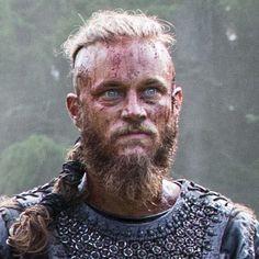 Ragnar Lothbrook, Ragnar Lothbrok Vikings, Vikings Tv, Lagertha, Viking Pictures, Viking Beard, Viking Life, The Best Series Ever, Travis Fimmel