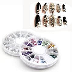 $0.78 Find More Rhinestones & Decorations Information about 2016 Nail decoration…