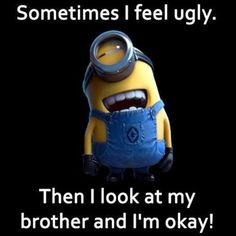Funny Quotes With Pictures & Sayings Minions Quotes Top 370 Funny Quotes With Pictures Sayings vs. Minions is a cooperative board game created by Riot The game was released on October Humor Minion, Funny Minion Memes, Crazy Funny Memes, Really Funny Memes, Minions Quotes, Funny Relatable Memes, Memes Humor, Haha Funny, Funny Texts