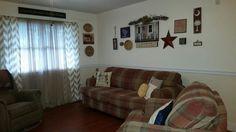 Living Room: After