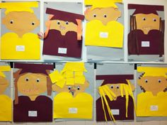 Graduation preschool crafts