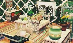 Sally's secret garden sanctuary