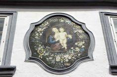 Baden bei Wien Mirror, Frame, Furniture, Home Decor, Bathing, Picture Frame, A Frame, Interior Design, Frames