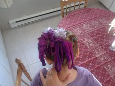 Day 31 (Purple day at school for child abuse prevention)