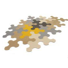 {Puzzle rug}
