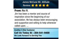 Jim has been a mentor and source of inspiration since the beginning of our association....