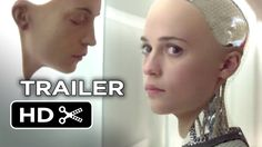 Ex Machina Official Teaser Trailer #1 (2015) - Oscar Isaac, Domhnall Gle...