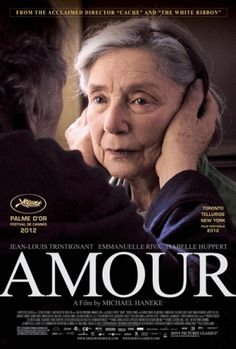 Amour, perhaps the most beautiful and brutal film I've ever seen <3