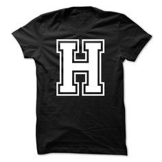 Letter H Tshirt Name ᗐ Initials DesignLetter H Tshirt Name Initials Designname, alphabet, a, b, c, d, e, f, g, h, i, j, k, l, m, n, o, p, q, r, s, t, u, v, w, x, y, z, birthday, gift, love, smile, happy, tee, family, awesome