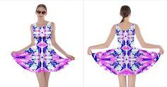 Bubblegum Dream Skater Dress