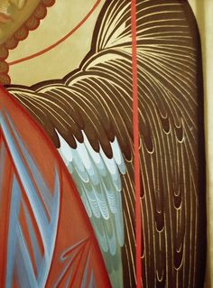 Orthodox Icons, Images, Wings, Spirituality, Design Inspiration, Detail, Heavenly, Beautiful, Byzantine Art