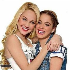 Mechi and Tini♡