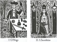 O Mago e a Saceerdotisa