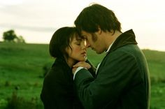 """""""You have bewitched me, body and soul, and I love, I love, I love you."""""""