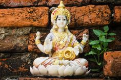 Discover How the Goddess Lakshmi Brings Good Luck and Wealth