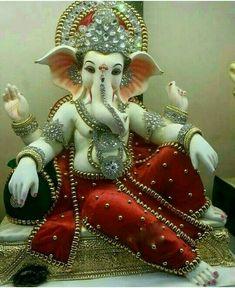 Om Ganesh, Baby Ganesha, Lord Ganesha, Lord Shiva, Ganesh Images, Ganesha Pictures, Indian Gods, Indian Art, Ganesh Bhagwan