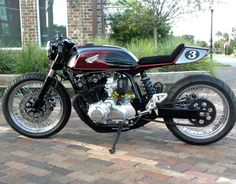 1981 Honda CB900F Cafe Racer - parsons1234 (eBay) #motorcycles #caferacer #motos | caferacerpasion.com