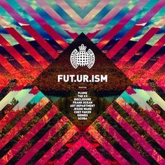 Melding over 40 tracks of lush soundscapes and new wave electro is FUTURISM, a 2CD journey that marks a departure from Ministry of Sound's upfront club compilations. We have 5 copies to giveaway!