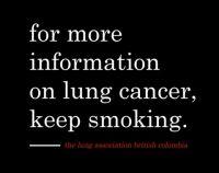 No Smoking ad