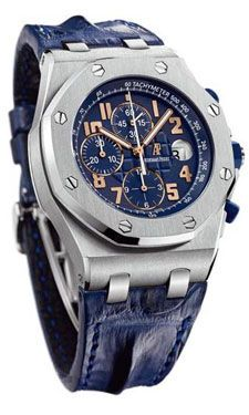 Audemars Piguet Royal Oak Offshore Pride of Argentina (Style No: 26365IS.OO.D305CR.01) from SwissLuxury.Com