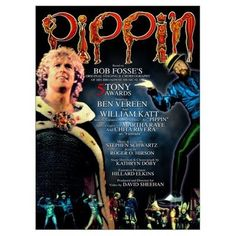 The Year of Musical Thinking: Pippin stage production on DVD